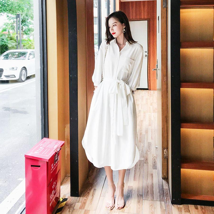 Dresses Women Summer Bohemian Dress 2019 New Fashion Elegant Pure