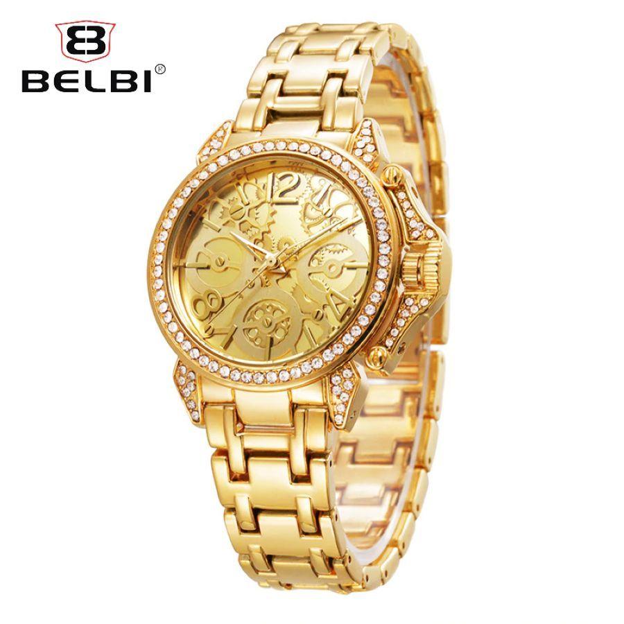 Women Belbi 2019 Original Luxury Top Brand New Watches Contracted