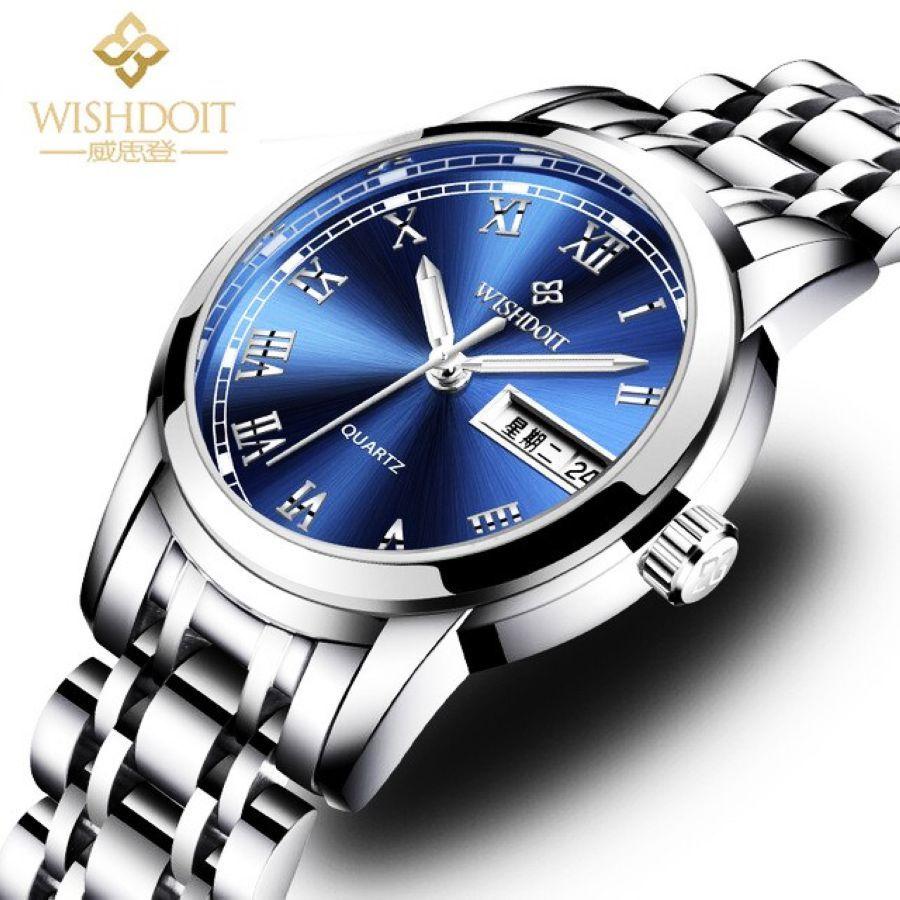 Fashion Casual Quartz Watches Stainless Steel Women Watch Relogio Feminino