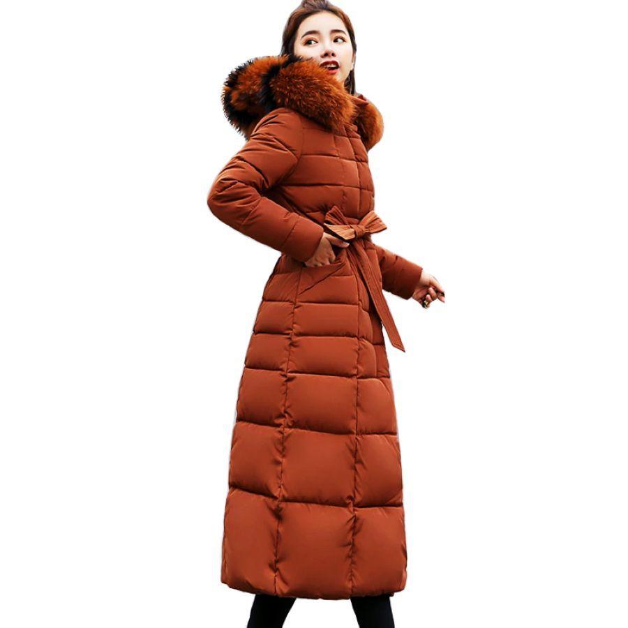 X-Long 2019 New Arrival Fashion Slim Women Winter Jacket Cotton