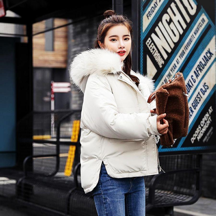 Winter Jacket Women 2019 Fashion Warm Women Down Coat Female