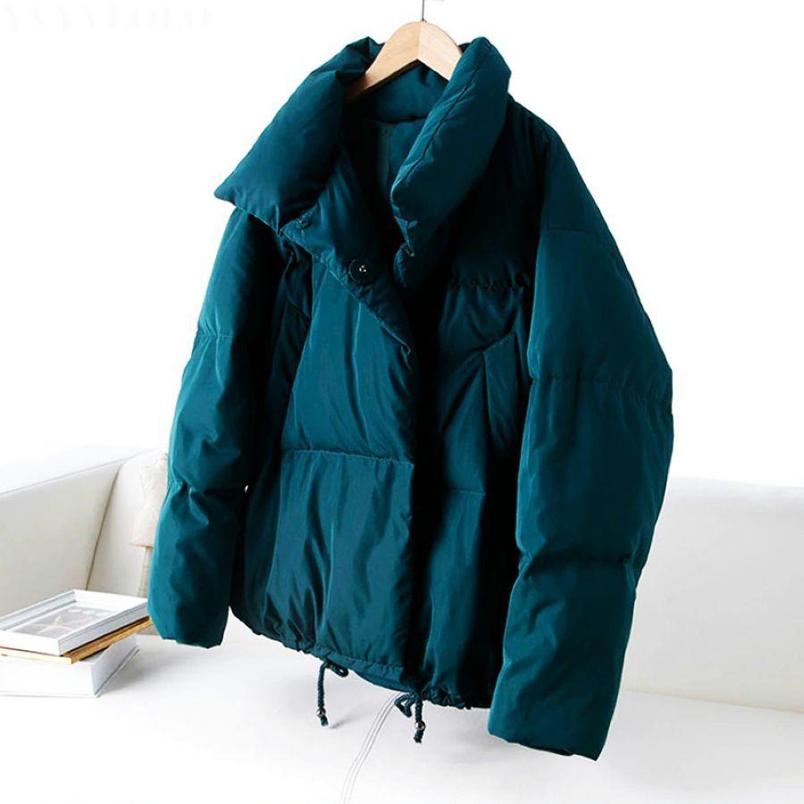 Autumn Winter Jacket Women Coat Fashion Female Stand Winter Jacket