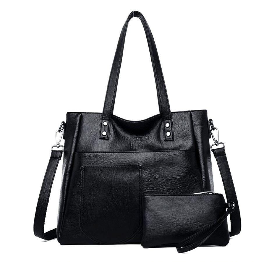 Las mujeres bolsos de cuero de lujo bolsas de marca de