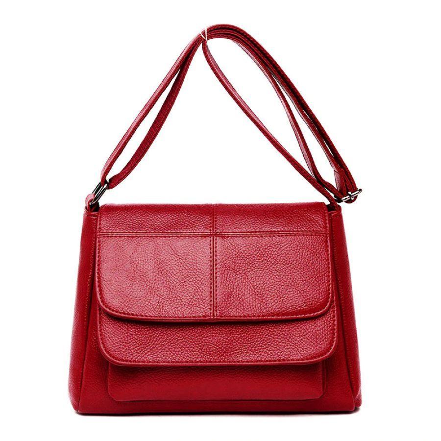 2019 New Crossbody Bags For Women Soft Leather Luxury Handbags