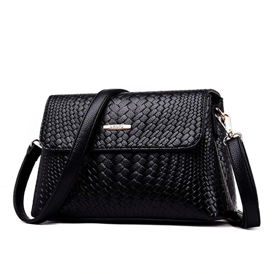 Womens Genuine Leather Handbags Shoulder Bag Soft Leather Luxury Brand