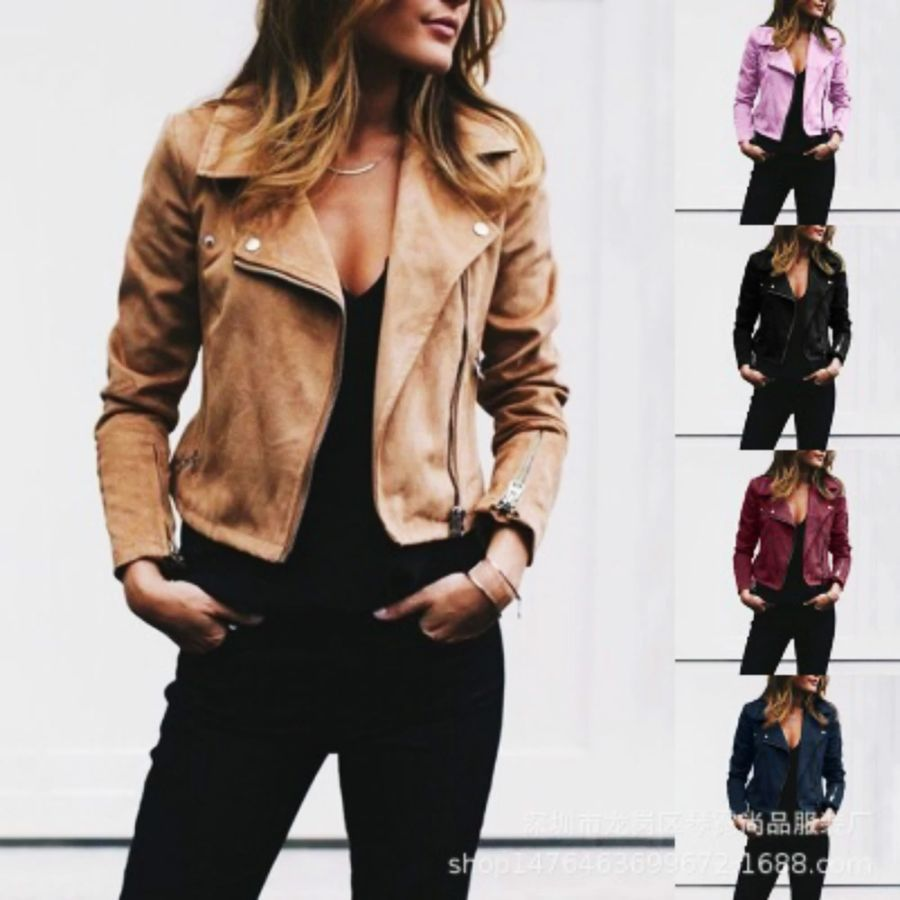 Women Jackets 2019 Spring Fashions Women Coats And Jackets Pure