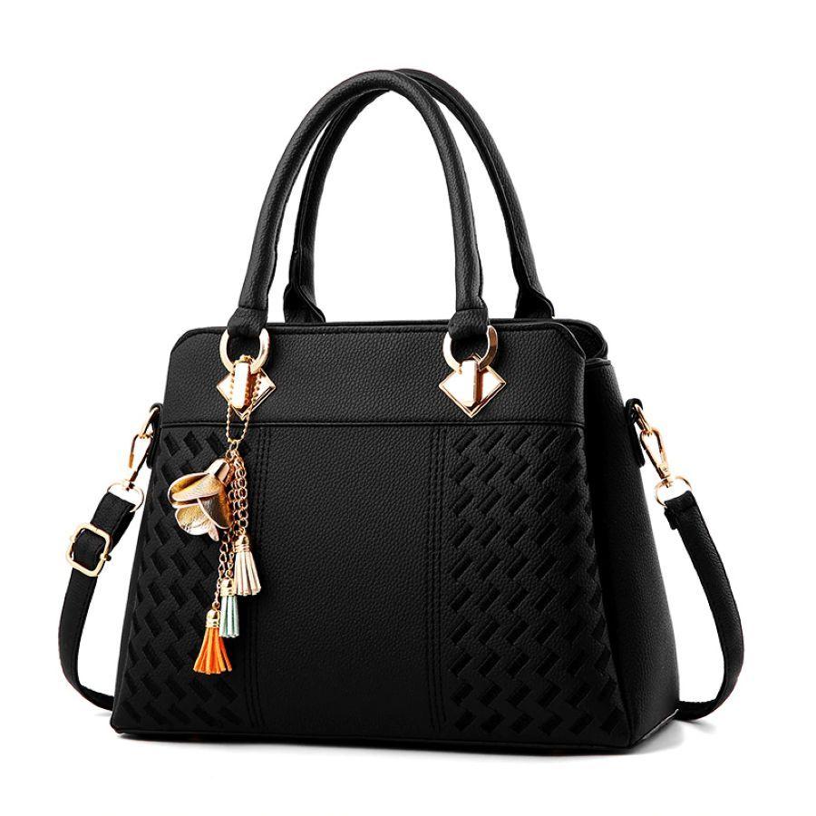 2019 nuevo bolso de mujer casual bolso de moda de señor