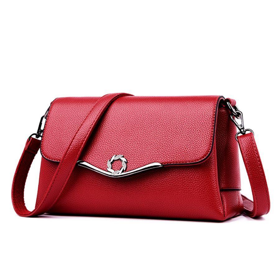 2019 New Fashion Bag For Women Elegant Womens Genuine Leather