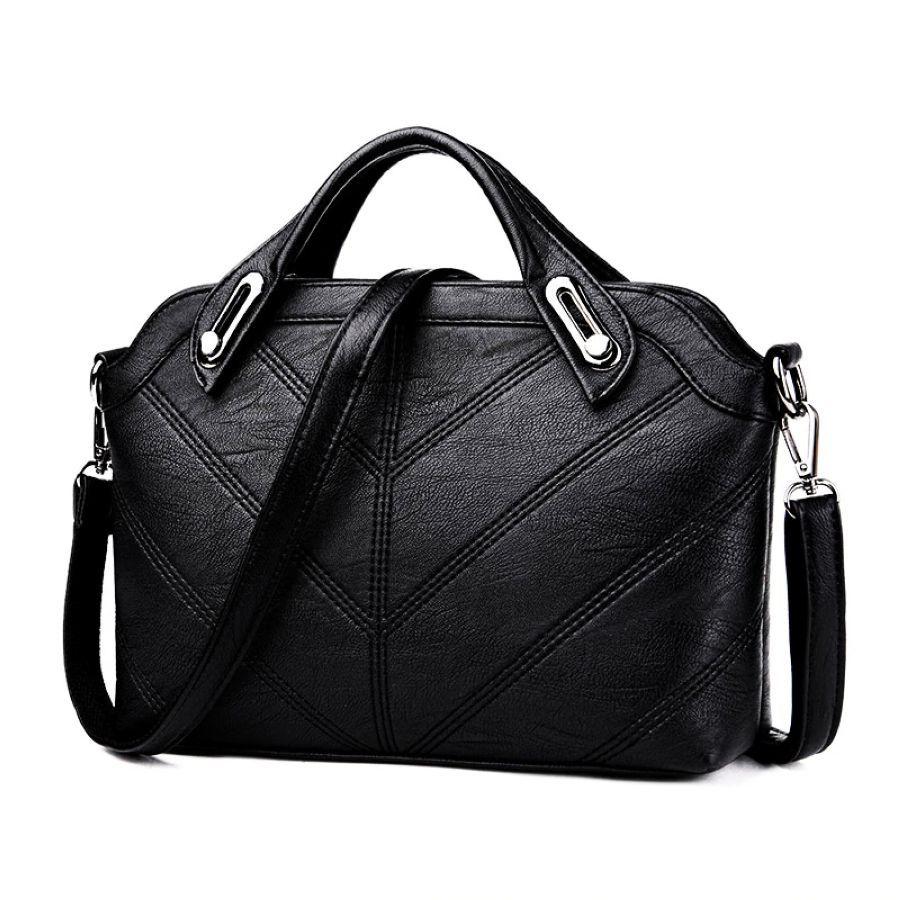 2019 Hot Crossbody Bags For Women Lady Soft Leather Handbag