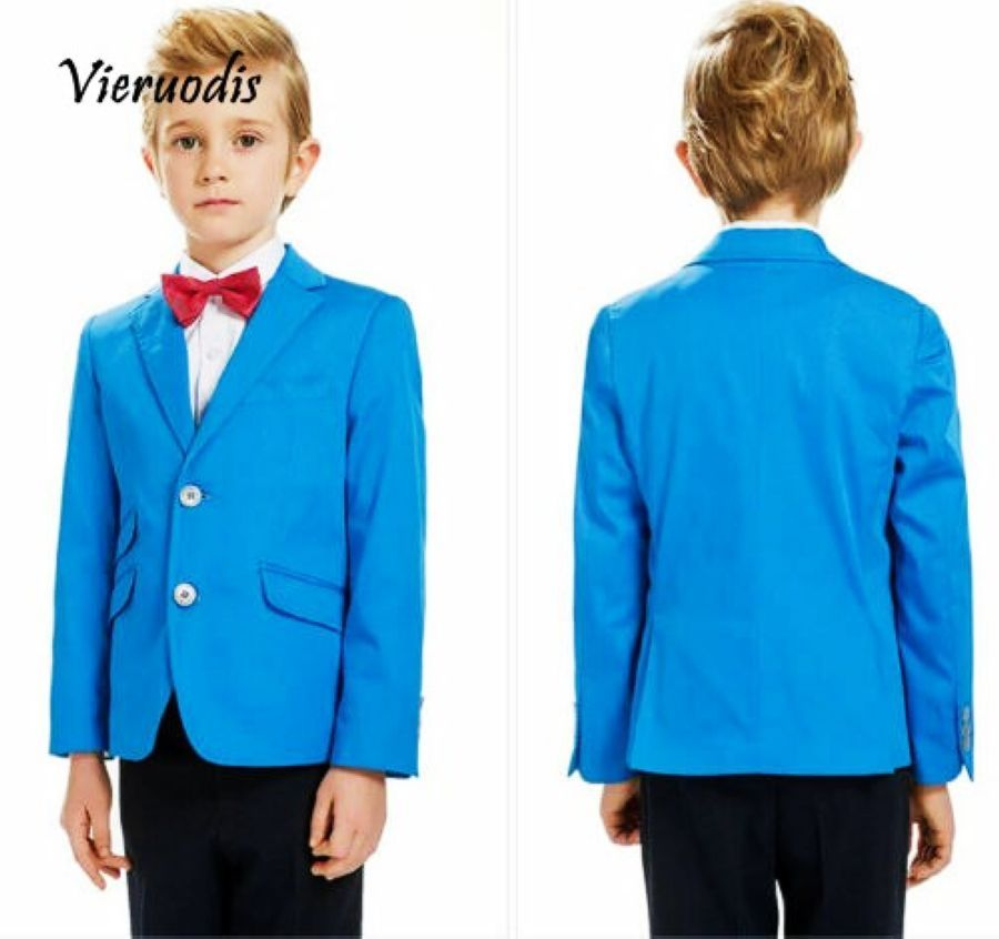 Toddler Suits Arrival Kids Tuxedos Formal Wedding Page Boy Party