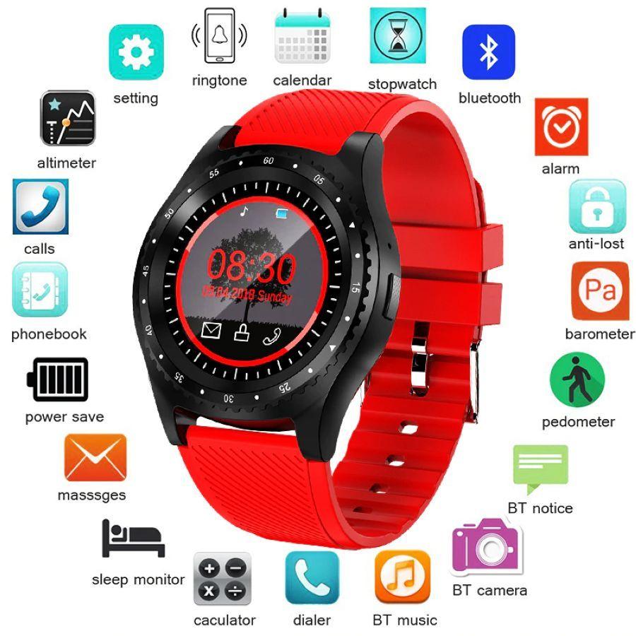 2019 New Smart Watch Woemn Sports Pedometer Information Reminder Smart