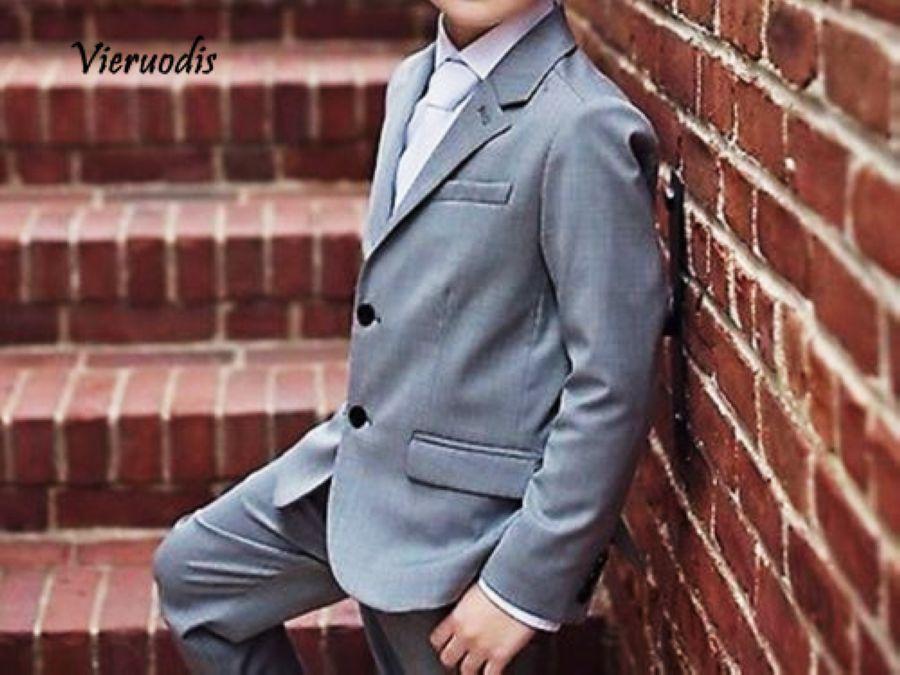 Kids Suit Tuxedos Fashion Wedding Suits Bridegroom Groomman Suits Children