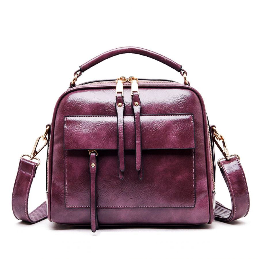 2019 New Fashion Crossbody Bags For Women Leather Handbags Tassel