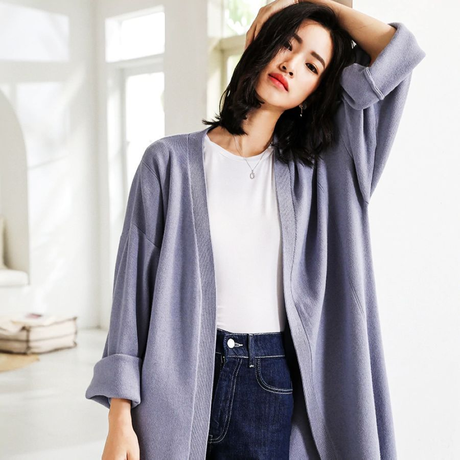 Lhzsyy 2019 Spring And Autumn New Womens Knit Jacket Fashion