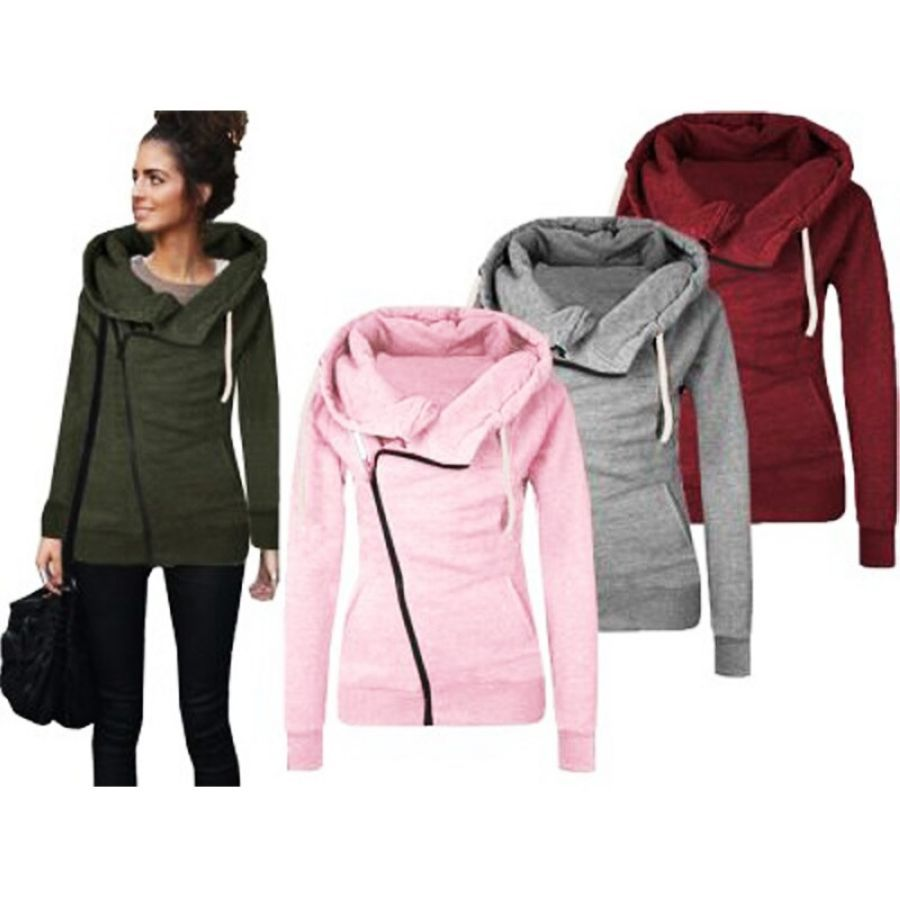 2019 New Women Winter Coat Warm Slim Jacket Thick Parka