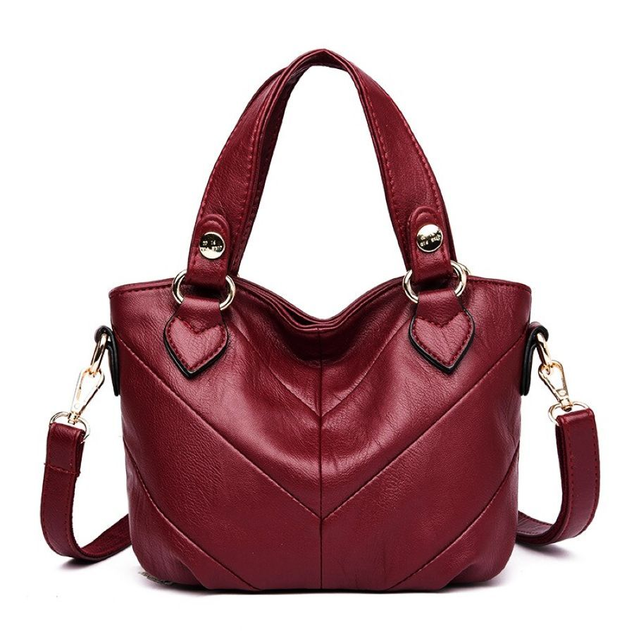 2019 New Tote Bags For Women Leather Handbags Luxury Artificial