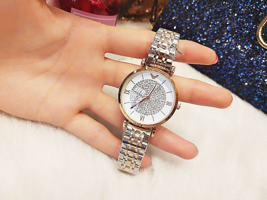 Reloj Mujer High Quality Waterproof Fashion Ladies Quartz Watch Trend