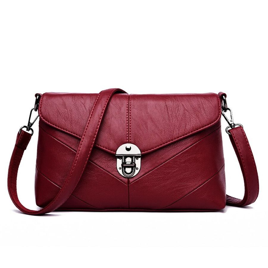 2019 New Crossbody Bags For Women Soft Leather Ladies Hand