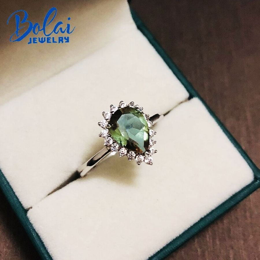 Bolai Color Change Diaspore Ring Solid 925 Sterling Silver Gemstone