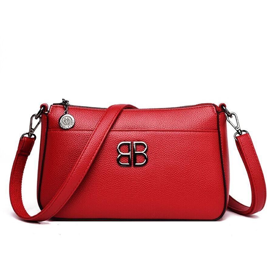 2019 Genuine Leather Women Handbag High Quality Fashion Crossbody Bags