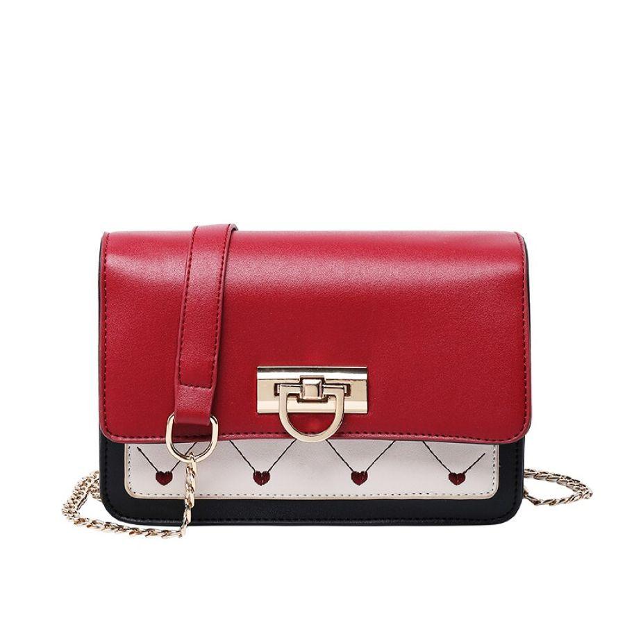 2019 de moda vintage cuero pu bolso de cuero de diseñad