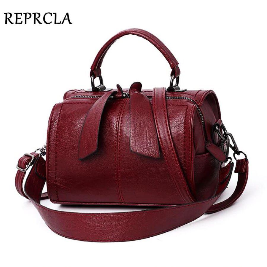Reprcla moda elegante bolso de mano para mujer bolso de