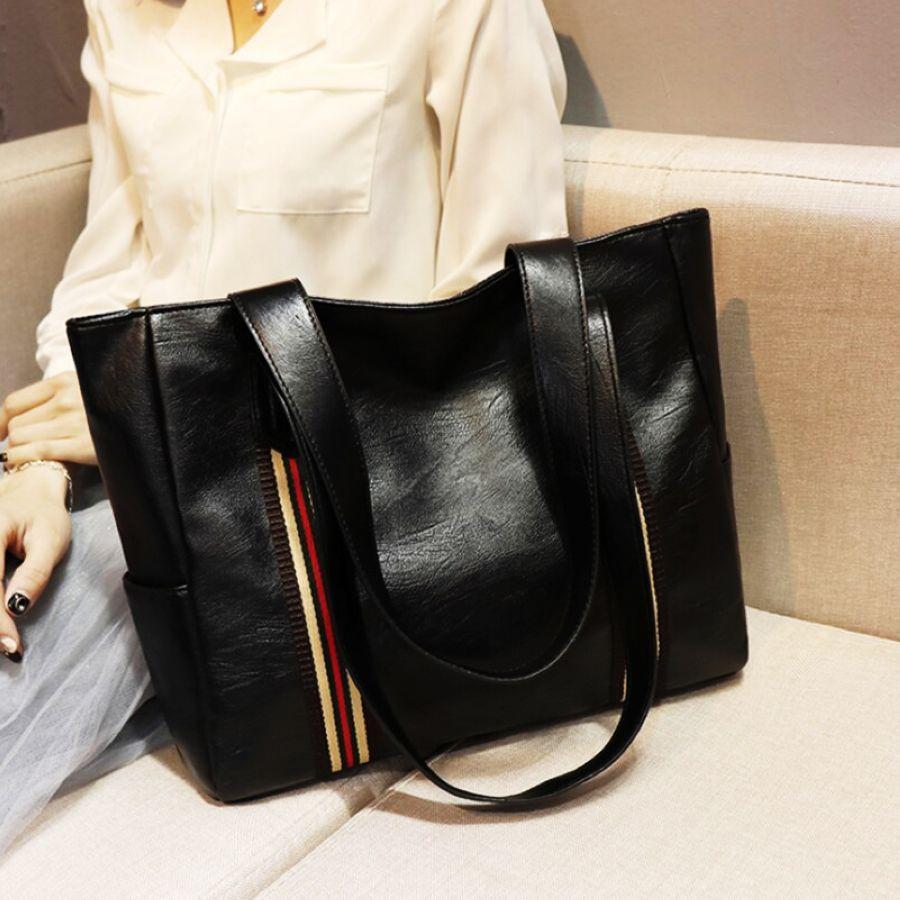2019 Brand Designer Luxury Fashion Women Shoulder Bags Black Hobos